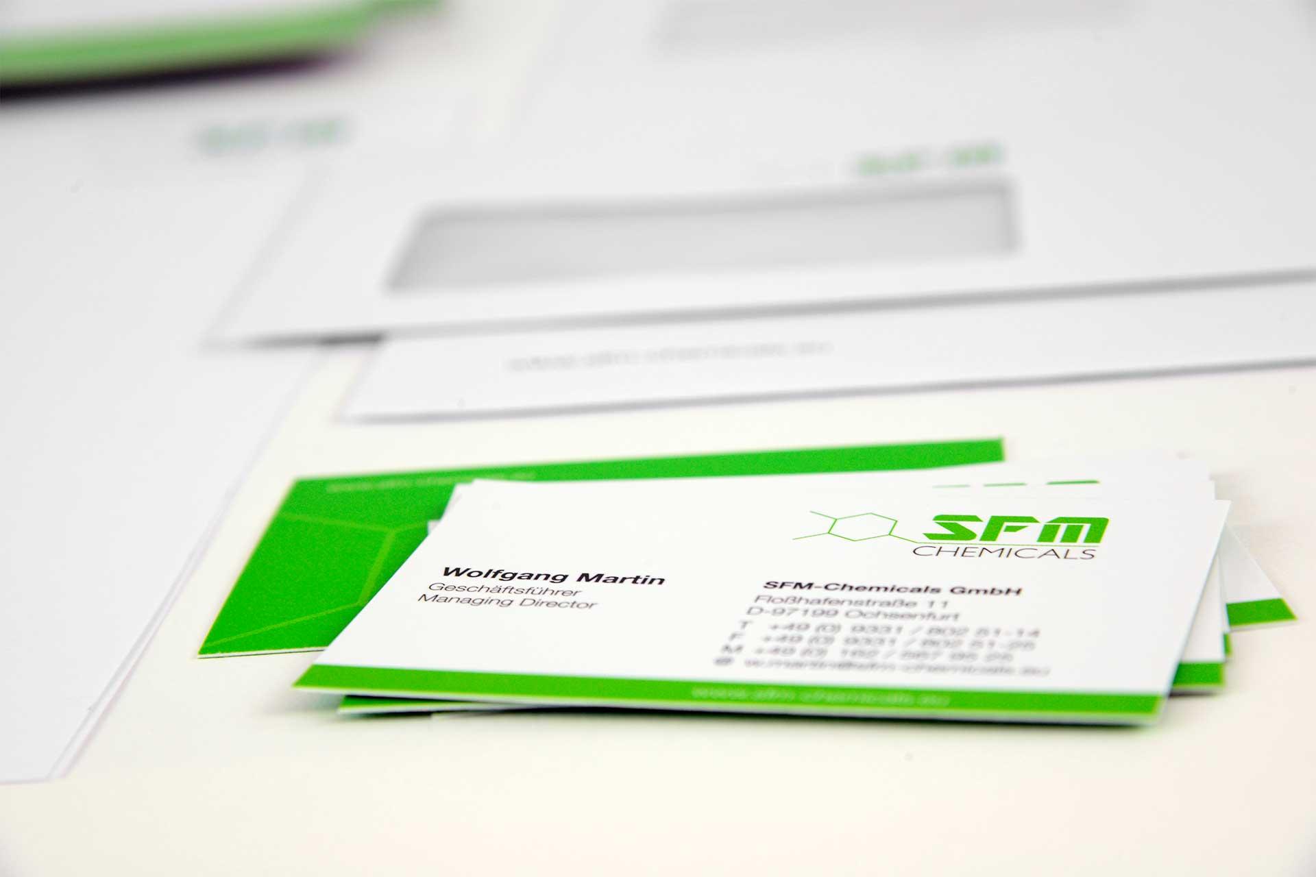vorndran-Marketing-Randersacker-Wuerzburg-GeschaeftsdrucksacheSFM-Chemicals